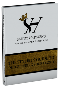 Sandy Hapoienu, Personal Branding and Fashion Stylist