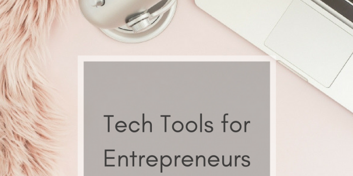 Tech tools for entrepreneurs